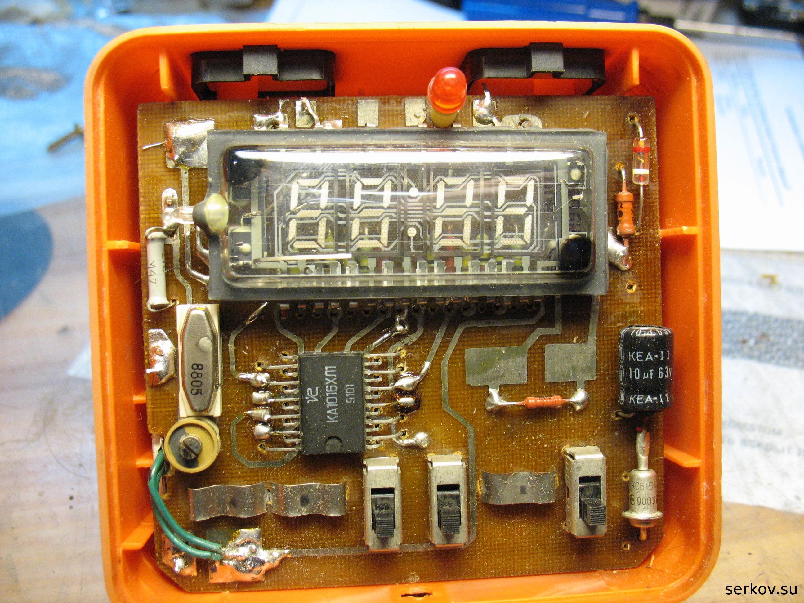 Часы Электроника 7 Инструкция Настройки  hausinstruction