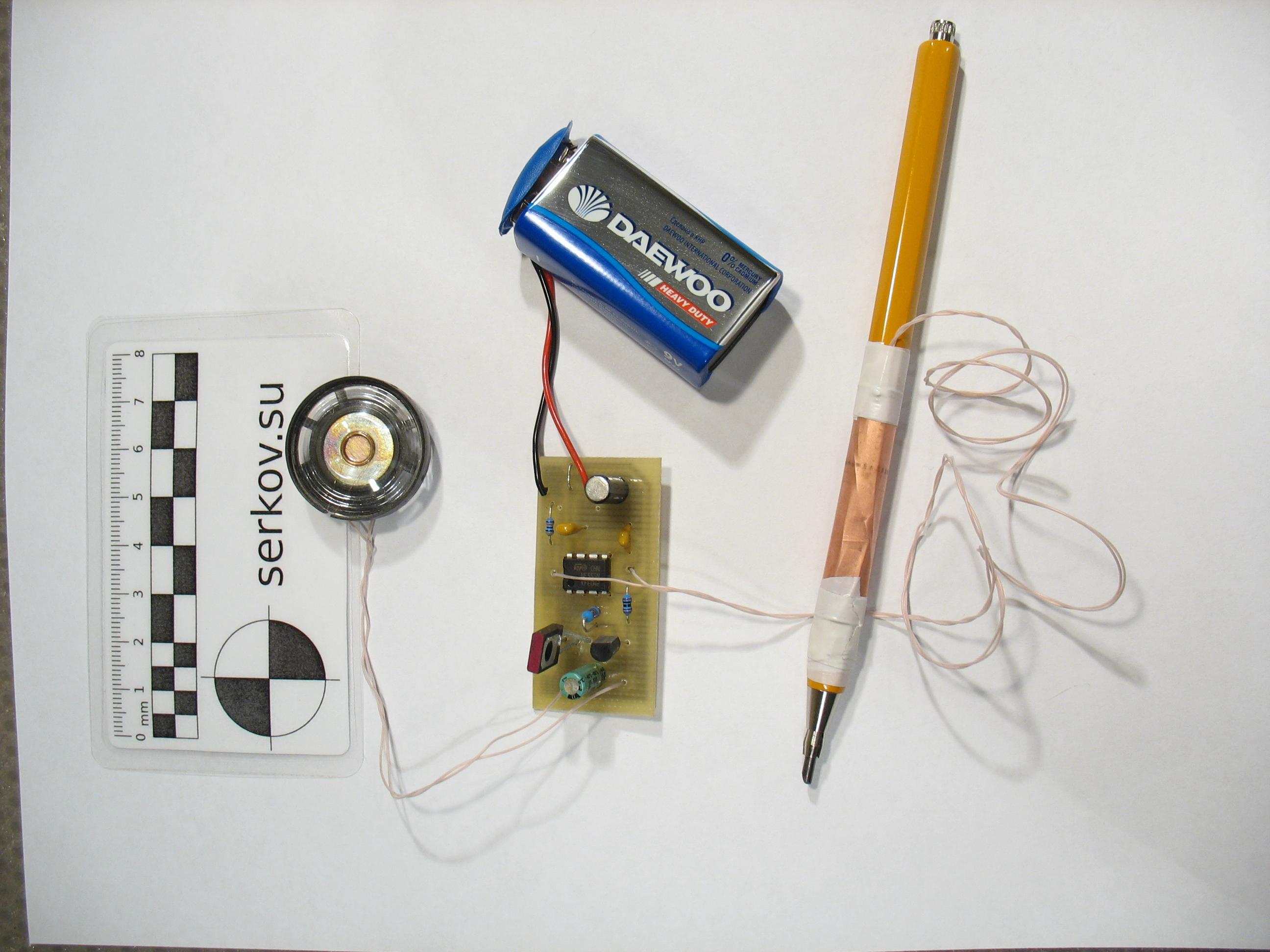 Сделай своими руками с электроникой